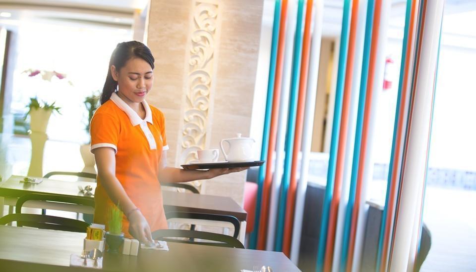 Siesta Legian Hotel Bali - Service
