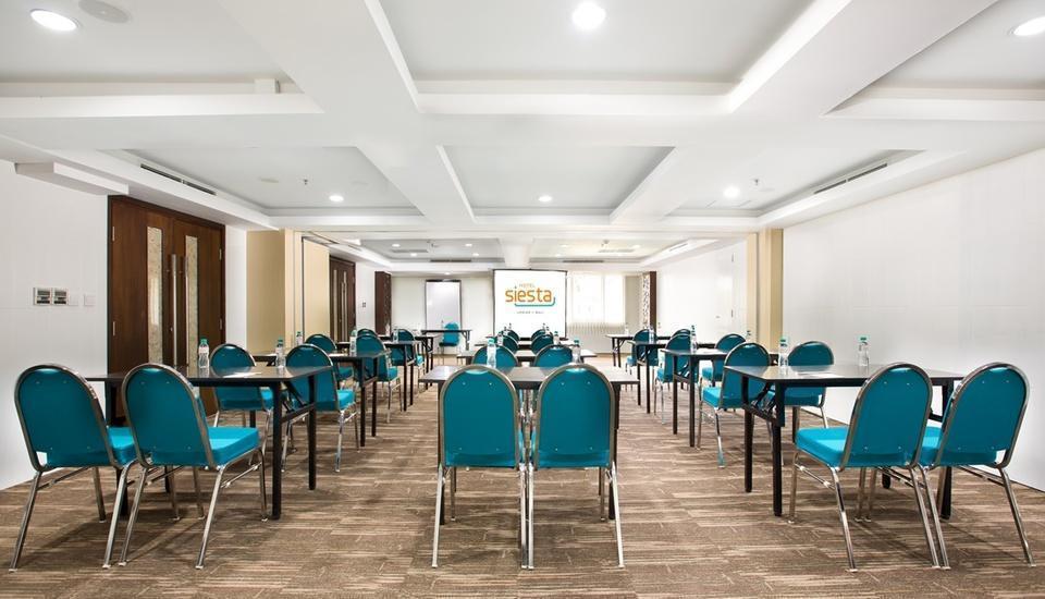 Siesta Legian Hotel Bali - Meeting Room