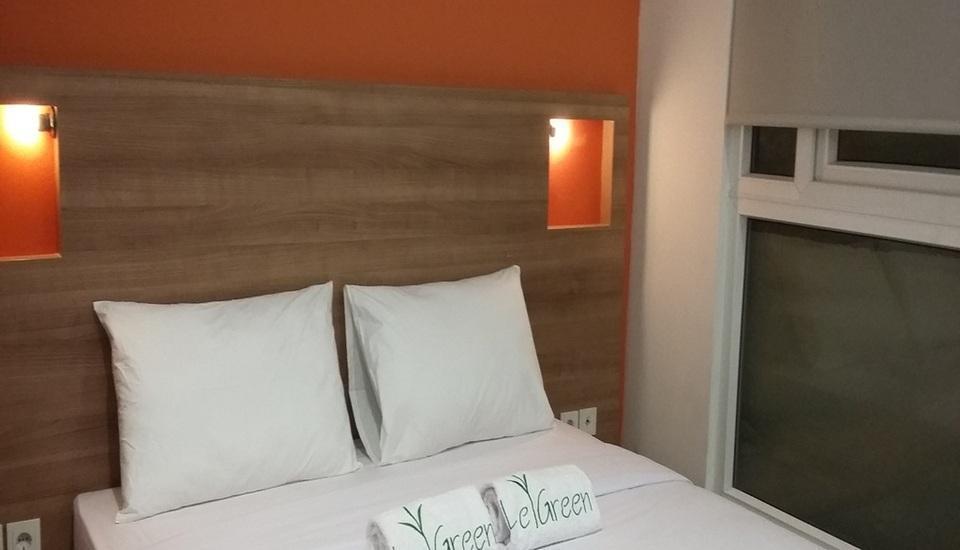 LeGreen Suite Kuningan - Kamar tamu