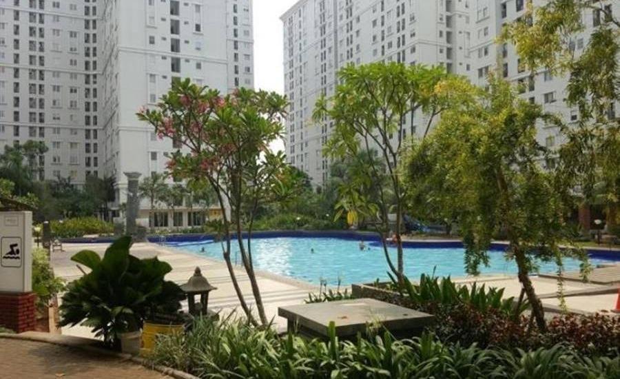 Apartemen Jakarta Kalibata City by Lin Pro Jakarta - Kolam Renang