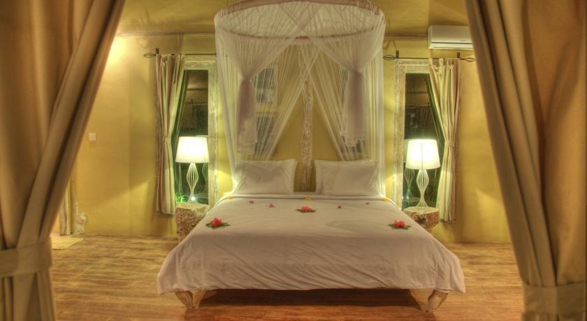Les Villas Ottalia Gili Meno Lombok - Kamar tamu