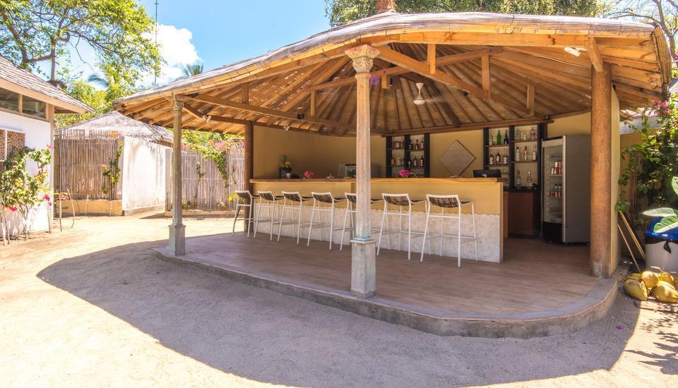 Les Villas Ottalia Gili Meno Lombok - Bar