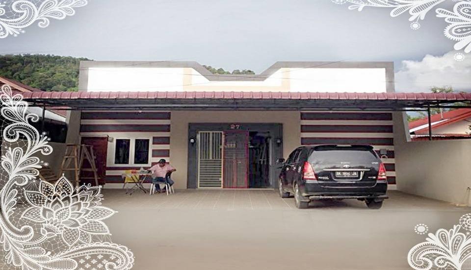 MH Homestay Sibolga - Exterior