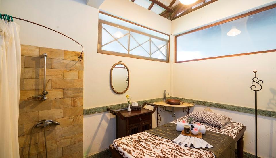 Hotel Tirta Sanita Kuningan - ruang spa