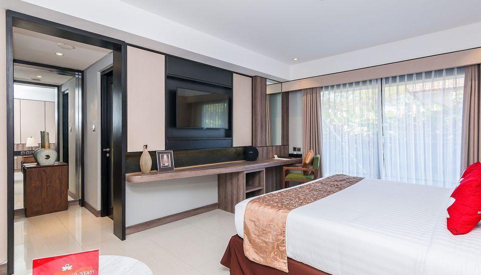 ZEN Premium Nusa Dua Pratama 2 Bali - Tempat Tidur Double