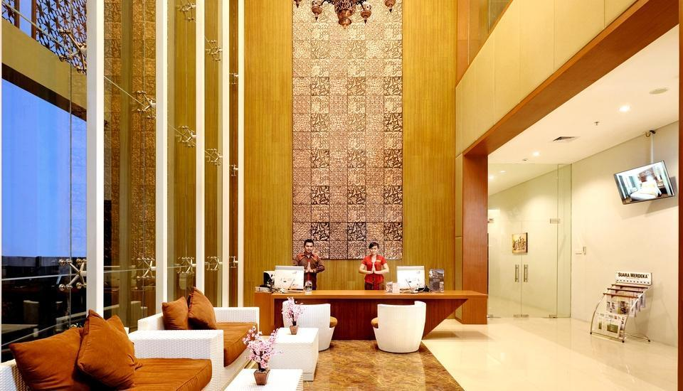 The Atrium Hotel and Resort Yogyakarta - Lobi
