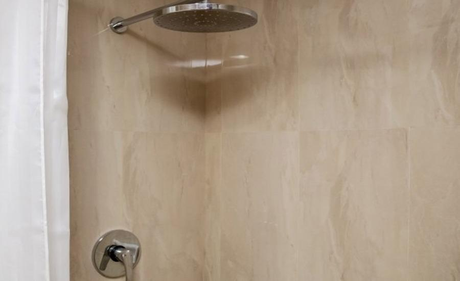 NIDA Rooms Ahmad Yani Expo Kemayoran - Kamar mandi
