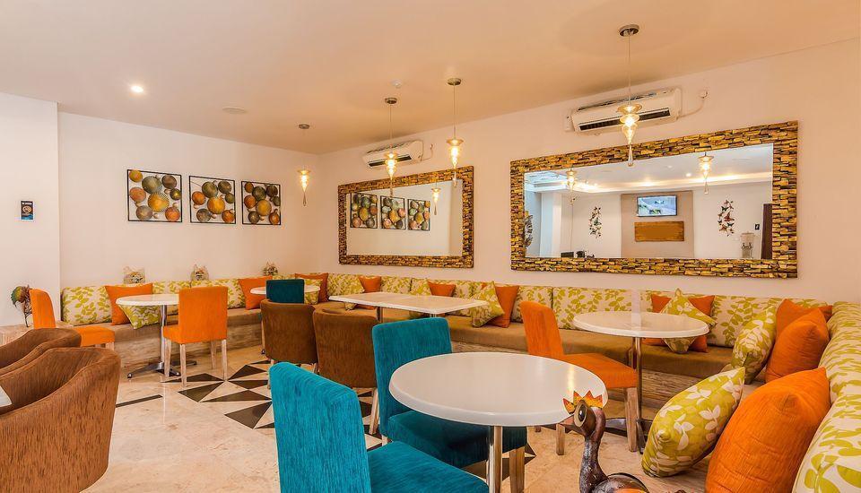 ZEN Premium Seminyak Drupadi 3 Bali - Lounge