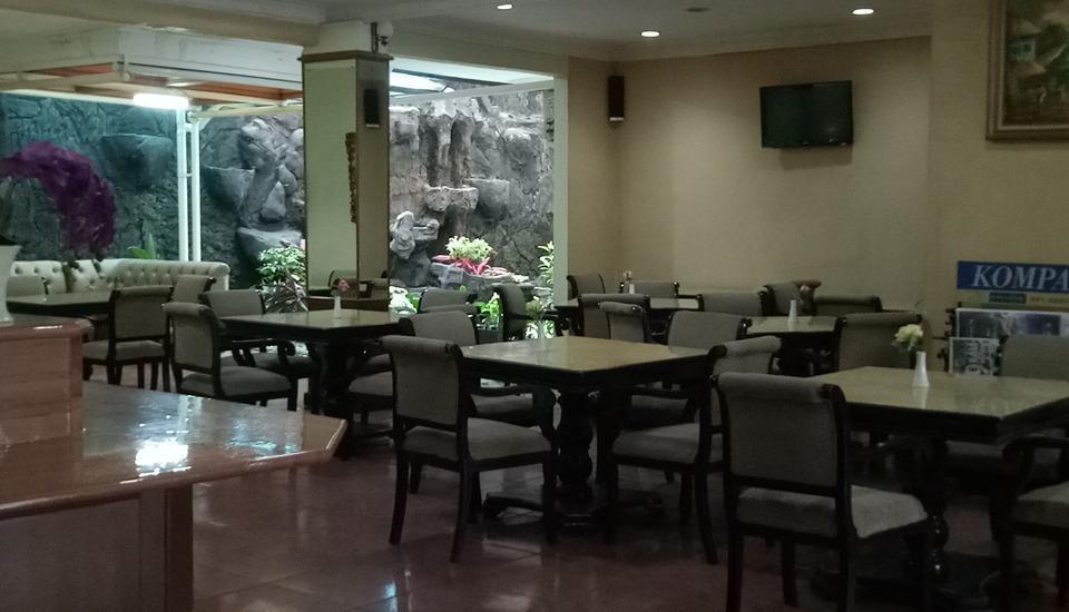 Mirah Sartika Hotel Bogor - Restaurant