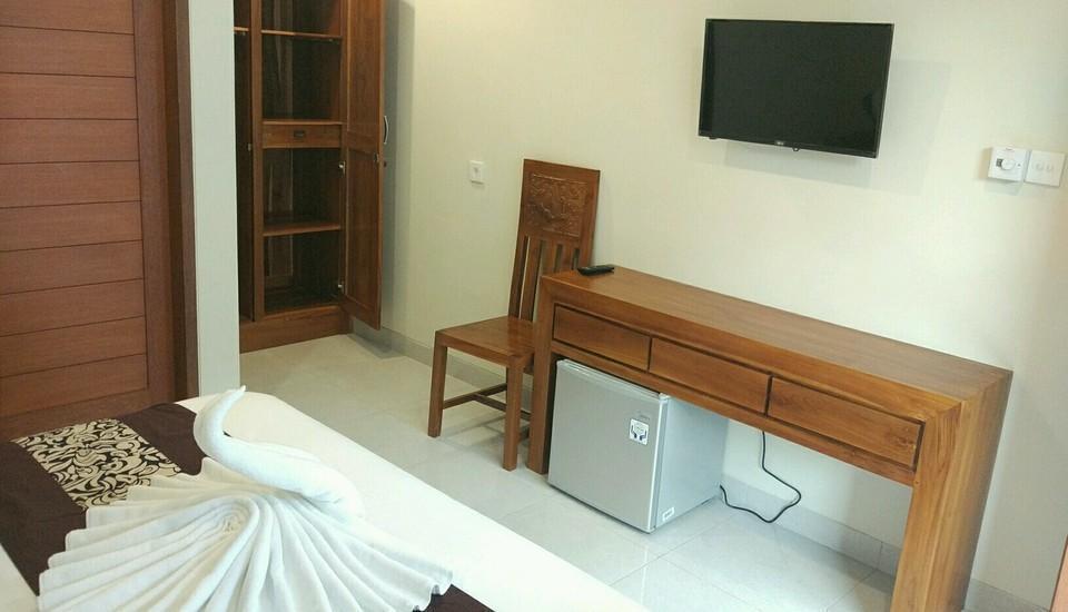 Sweet Corner Guest House Bali - Fasilitas Kamar