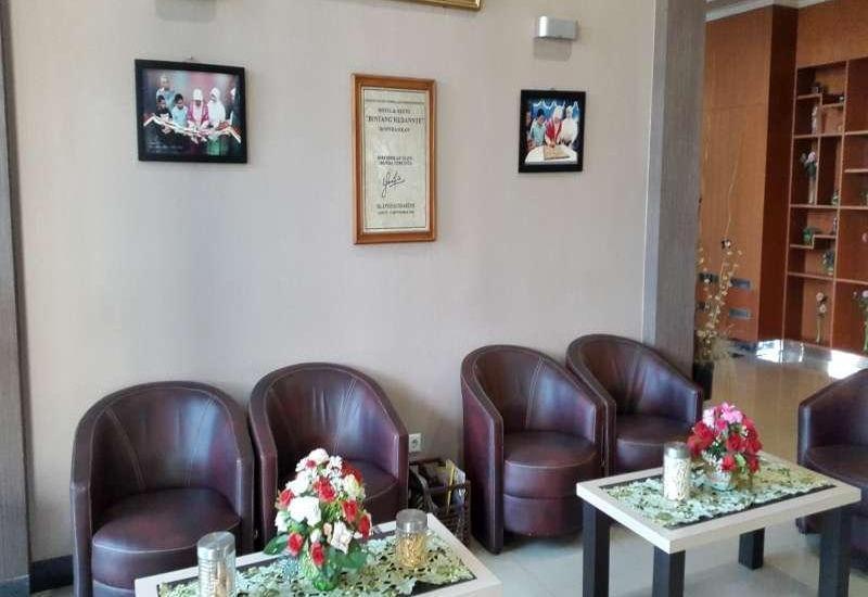 Hotel Bintang Redannte Garut - Lobby