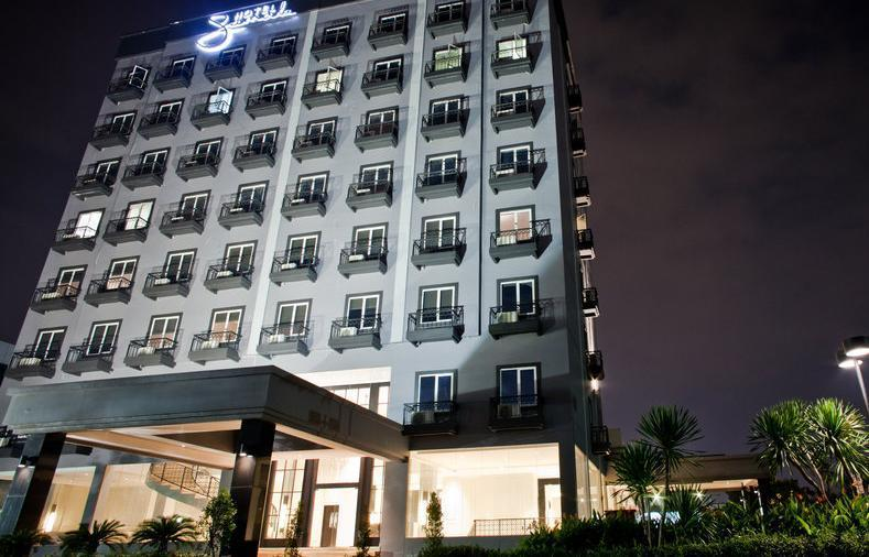 Samala Hotel Jakarta, Cengkareng Jakarta - gedung