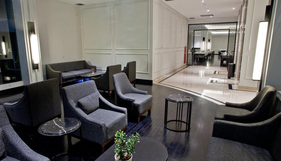 Samala Hotel Jakarta, Cengkareng Jakarta - lobby lounge