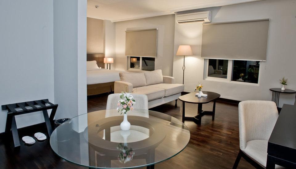 Samala Hotel Jakarta, Cengkareng Jakarta - kamar suite