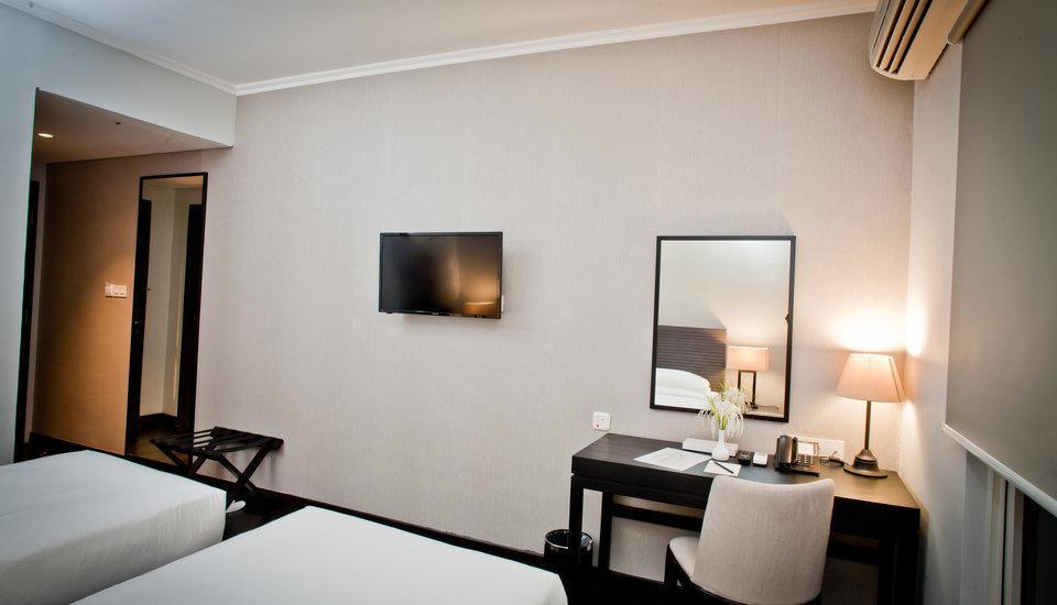 Samala Hotel Jakarta, Cengkareng Jakarta - Deluxe 2 ranjang