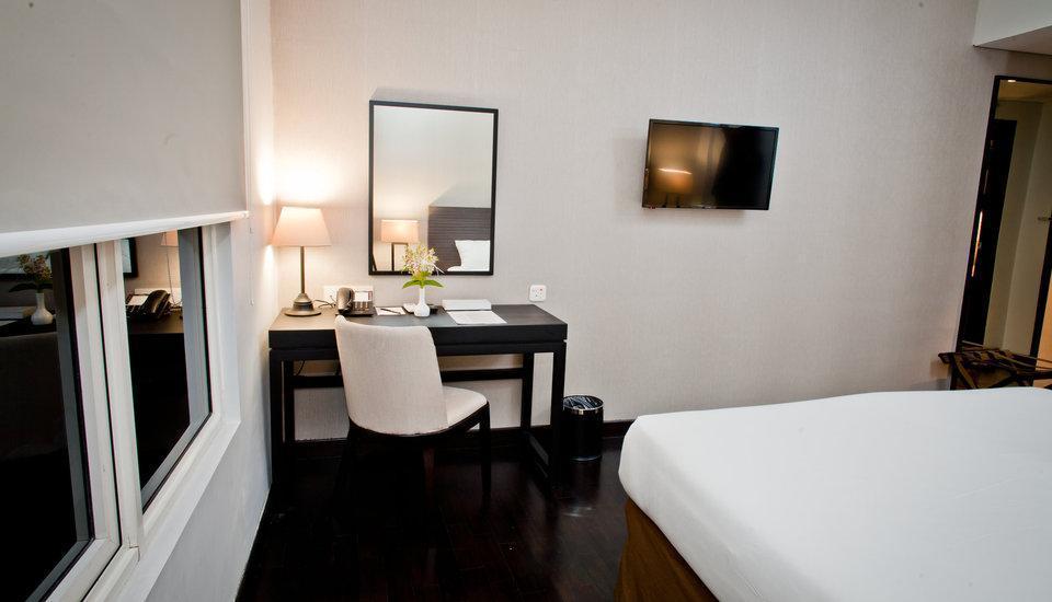 Samala Hotel Jakarta, Cengkareng Jakarta - Deluxe 2ranjang