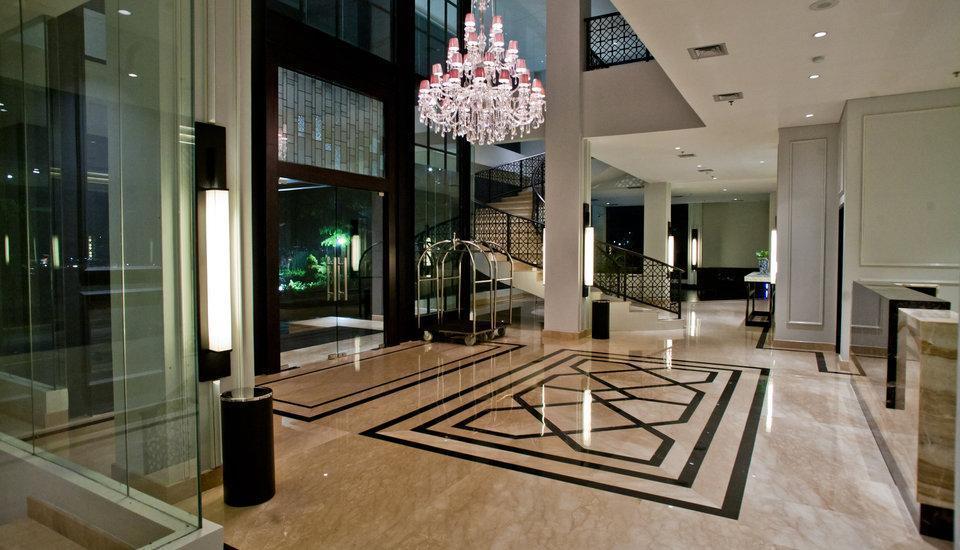 Samala Hotel Jakarta, Cengkareng Jakarta - koridor lobi