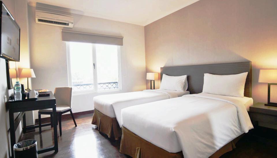 Samala Hotel Jakarta, Cengkareng Jakarta - Deluxe Twin