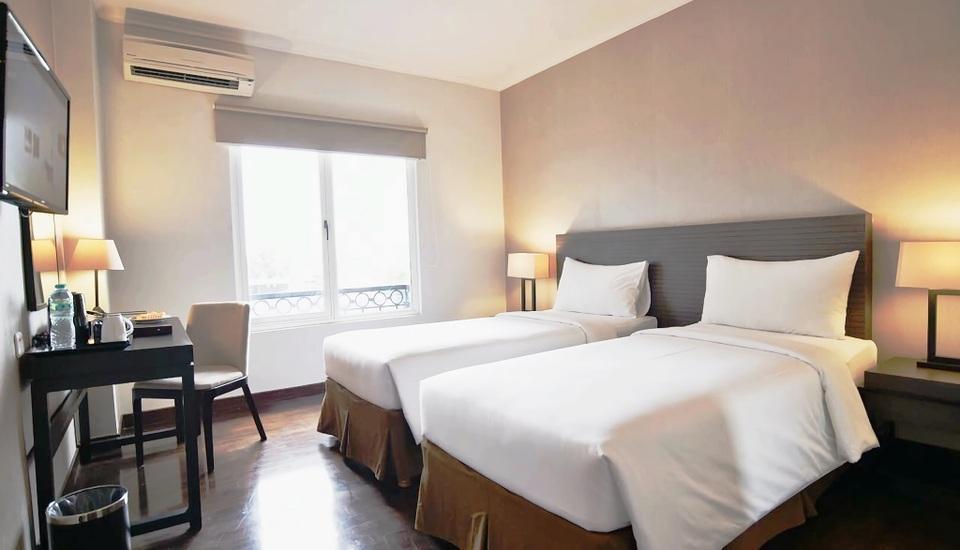 Samala Hotel Jakarta, Cengkareng Jakarta - Deluxe Room Only Regular Plan