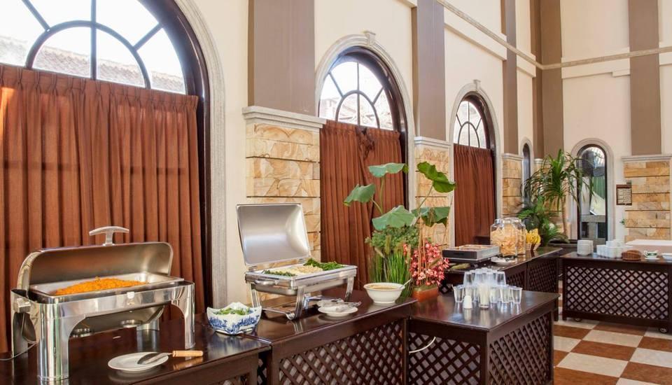 Hotel Batu Permai Malang - Restaurant