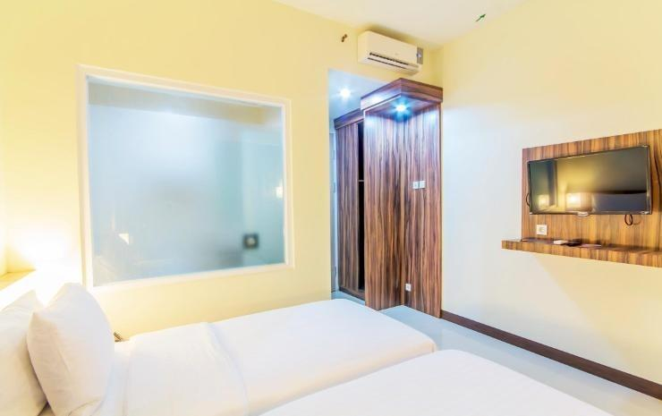Veleza Hotel Bandung - Superior Double Room Only Regular Plan