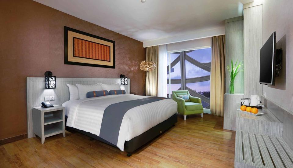 Harper Perintis Makassar - Deluxe Room Regular Plan