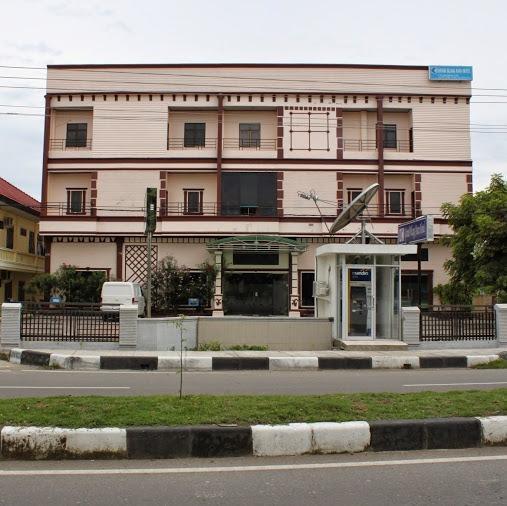 Grand Blang Asan Hotel Pidie - Hotel tampak depan