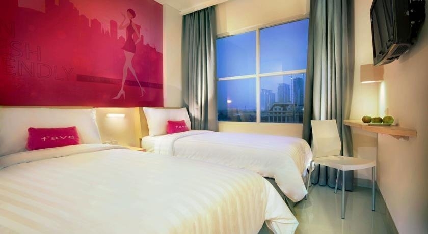 favehotel Kemang - Standard Room Only Regular Plan