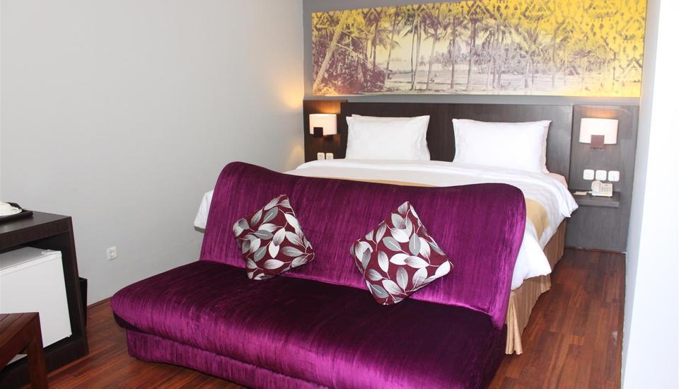 Hardys Rofa Hotel Legian - Junior Suite Room Only Minimum stay 4 night