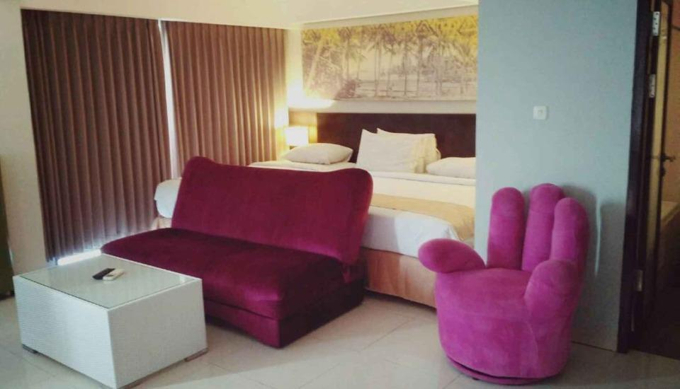 Hardys Rofa Hotel Legian - Family Suite Room Only Last Minute Deals 21%