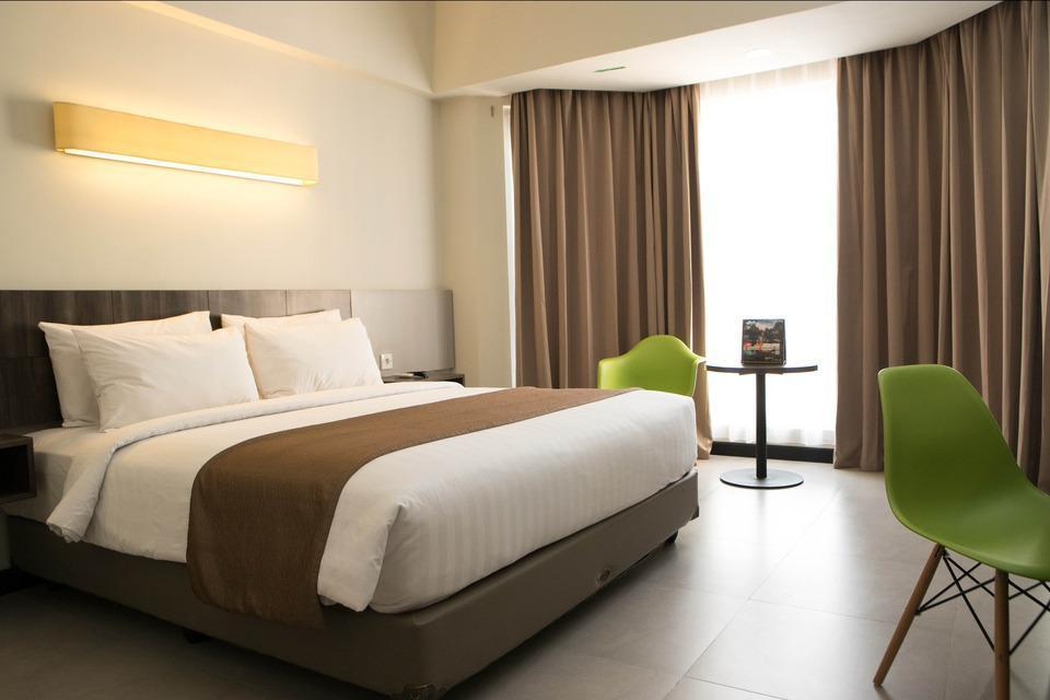 Swiss-Belhotel Samarinda - Deluxe Queen Regular Plan