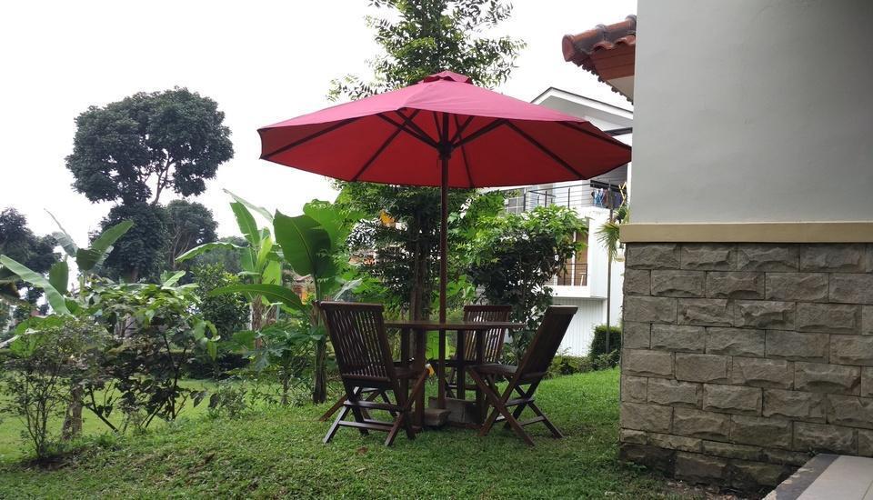 Villa Sabrina Bumi Ciherang Cianjur - 15