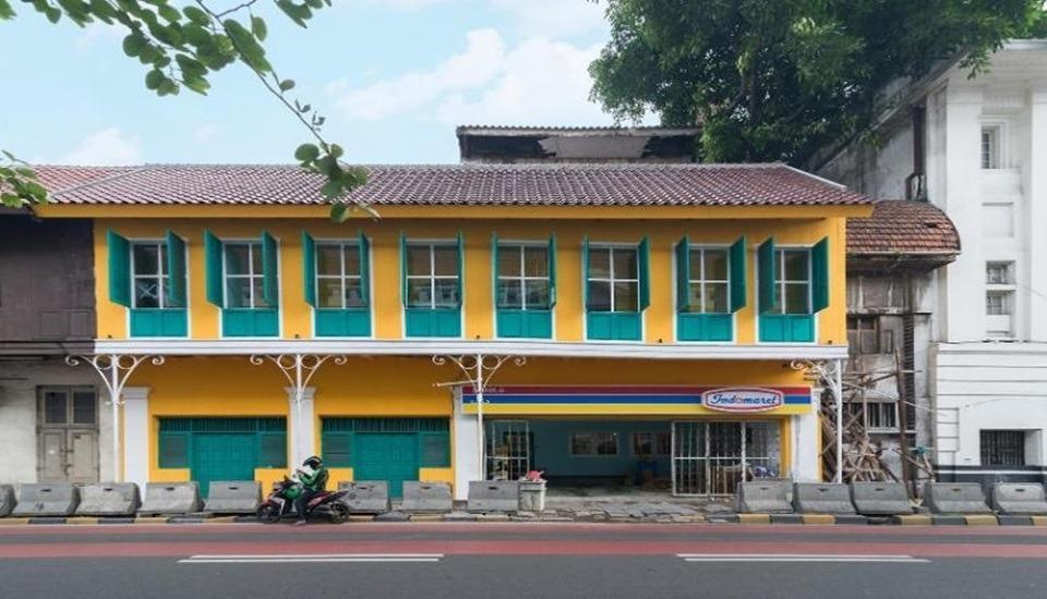 Wonderloft Hostel Jakarta