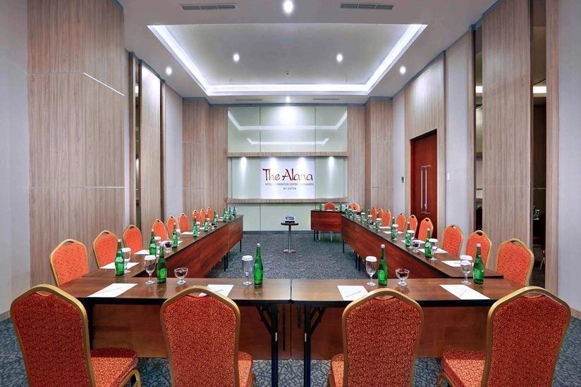 The Alana Yogyakarta Hotel Yogyakarta - Ruang Rapat