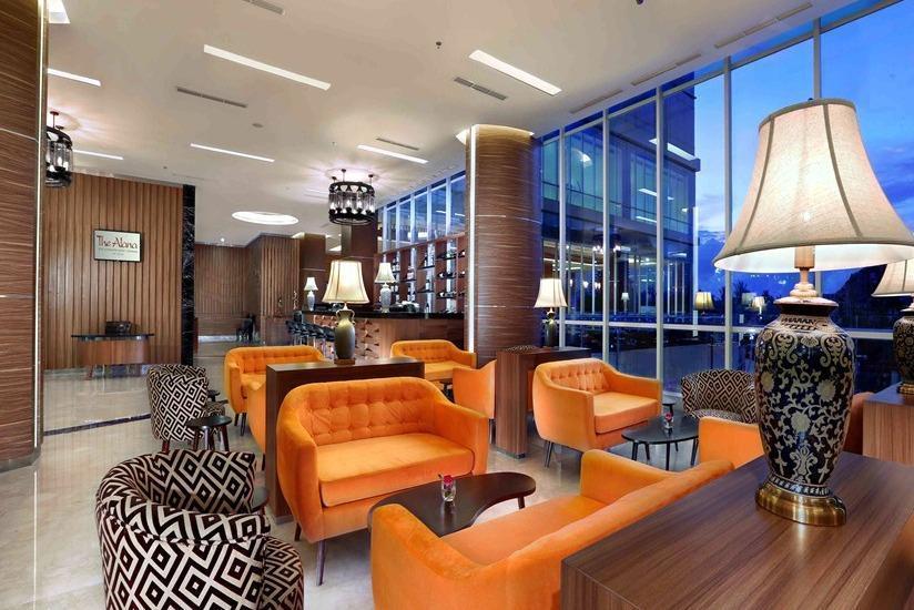 The Alana Yogyakarta Hotel Yogyakarta - Lobi