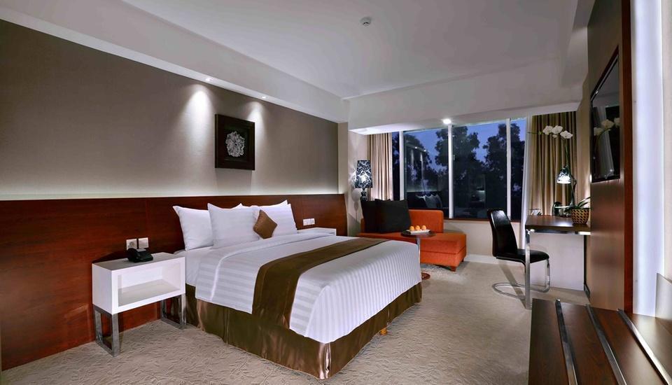 The Alana Yogyakarta Hotel Yogyakarta - Kamar Grand Deluxe