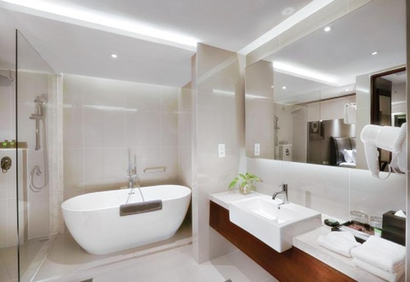 The Alana Yogyakarta Hotel Yogyakarta - Bathroom Executive Suite