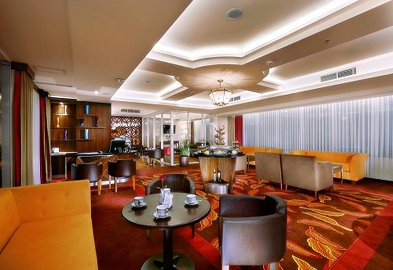 The Alana Yogyakarta Hotel Yogyakarta - Executive Lounge