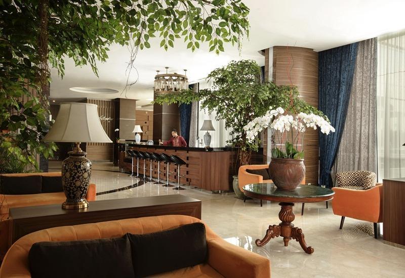 The Alana Yogyakarta Hotel Yogyakarta - Madukara lounge