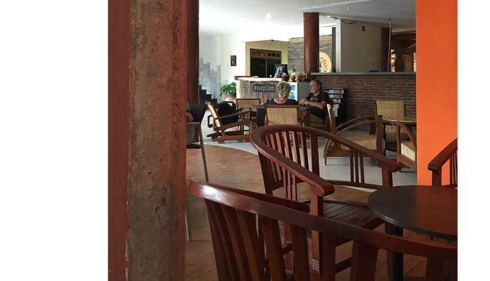 Helios Hotel Malang - Lobby