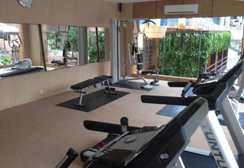 NIDA Rooms Balikpapan Klandasan - Pusat Kebugaran