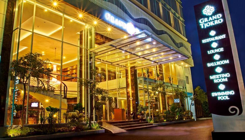 Grand Tjokro Yogyakarta - Hotel Tampak Luar