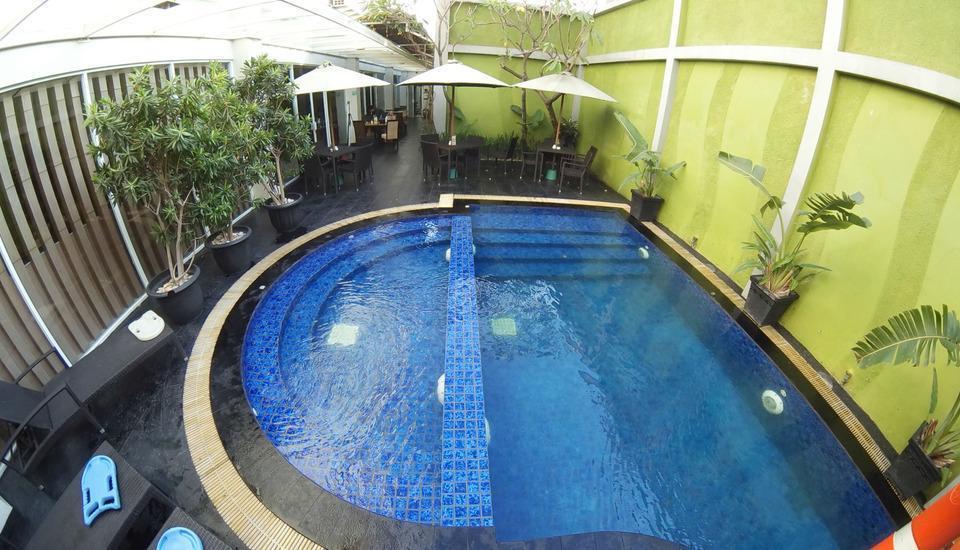Grand Tjokro Yogyakarta - KOLAM RENANG