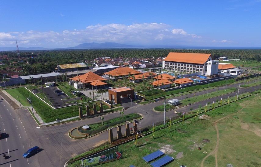 El Royale Hotel & Resort Banyuwangi Banyuwangi - Exterior