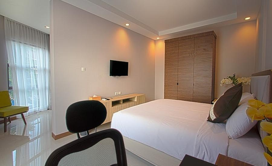 Sawana Suites Jakarta - Premier Suite One Bed Room - Room Only Regular Plan