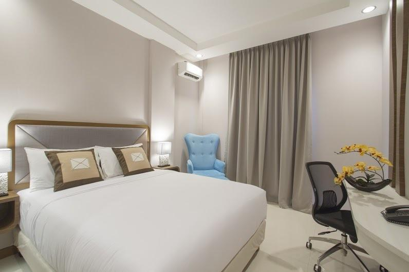Sawana Suites Jakarta - Deluxe Double Bed Room - With Breakfast Regular Plan