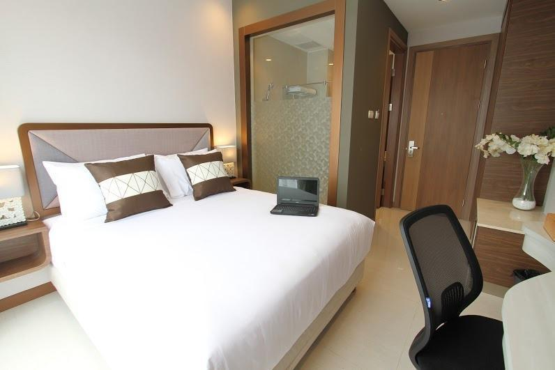 Sawana Suites Jakarta - Superior Double Bed Room - With Breakfast Regular Plan