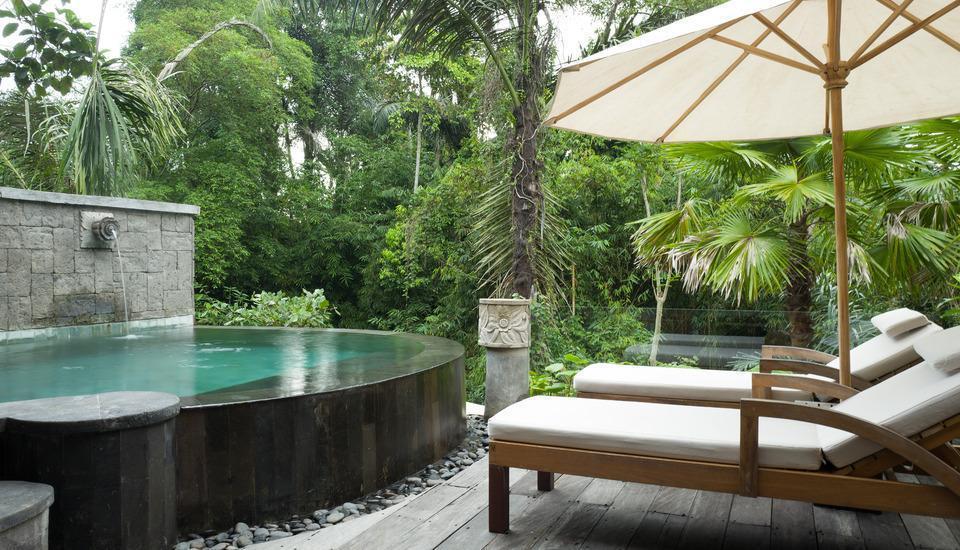 The Udaya Resorts & Spa Bali - Pool Suite Last Minute