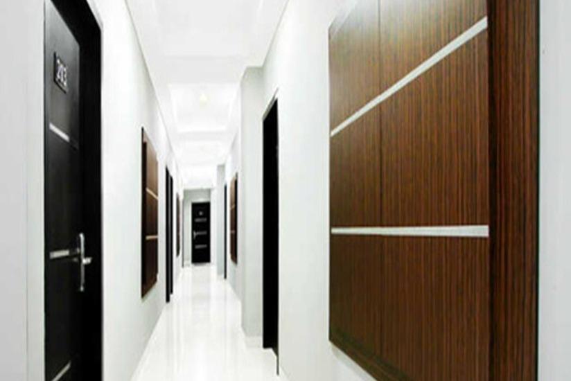 Grand Malabar Hotel Bandung - Koridor