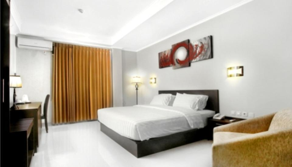 Grand Malabar Hotel Bandung - Grand Deluxe Double with Breakfast Regular Plan